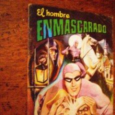 Tebeos: EL HOMBRE ENMASCARADO. COLOSOS DEL COMIC - Nº 5 - EDITORA VALENCIANA -. Lote 40310163