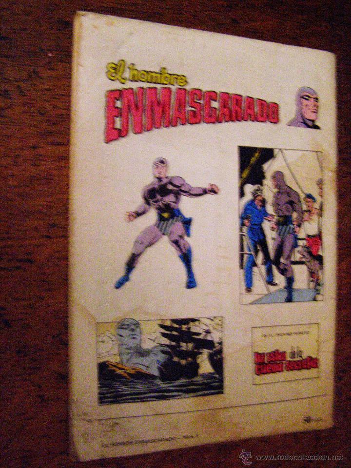 Tebeos: El Hombre Enmascarado. Colosos del Comic - Nº 5 - Editora Valenciana - - Foto 2 - 40310163