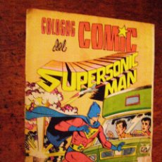 Tebeos: SUPERSONIC MAN Nº 2 - COLOSOS DEL COMIC - VALENCIANA - 1979 SUPERSONIC MAN Nº 2 - COLOSOS DEL COMIC. Lote 40310254