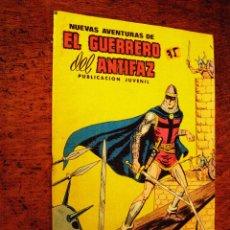 Tebeos: EL GUERRERO DEL ANTIFAZ Nº 72 / 415, DE 1980 - PERSECUCIÓN EN LA CIUDAD -. Lote 40310933