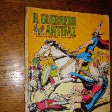 Tebeos: EL GUERRERO DEL ANTIFAZ - Nº 285 - EL FOSO DE LOS COBARDES -. Lote 40347559