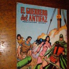 Tebeos: EL GUERRERO DEL ANTIFAZ Nº 112 EDITORIAL VALENCIANA . Lote 40347566