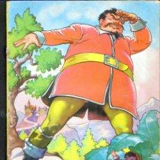Tebeos: TEBEOS-COMICS GOYO - ADAPTACIONES GRAFICAS CUENTOS CLASICOS - PULGARCITO - 1966 - *BB99. Lote 40456038