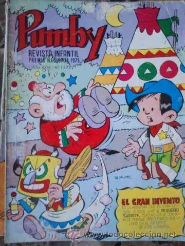 PUMBY LOTE DE 14 EJEMPLARES (Tebeos y Comics - Valenciana - Pumby)
