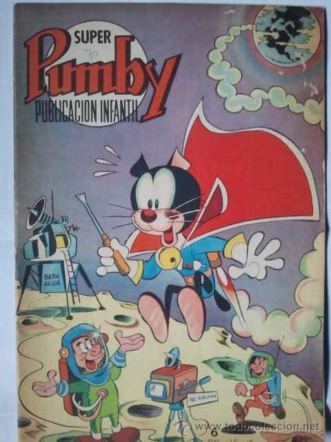 SUPER PUMBY 70 (Tebeos y Comics - Valenciana - Pumby)