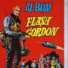 Tebeos: AL WILLIAMSON,,FLASH GORDON, ALBUM DEL Nº 1 AL 8,VALENCIANA. Lote 40485021
