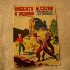 Tebeos: ROBERTO ALCAZAR Y PEDRÍN Nº 102, VALENCIANA COLOR. Lote 40717108
