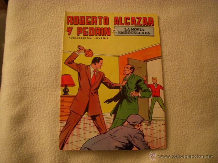 ROBERTO ALCAZAR Y PEDRÍN Nº 52, VALENCIANA COLOR (Tebeos y Comics - Valenciana - Roberto Alcázar y Pedrín)