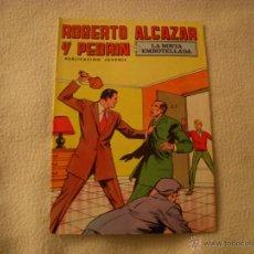 Tebeos: ROBERTO ALCAZAR Y PEDRÍN Nº 52, VALENCIANA COLOR. Lote 40717142