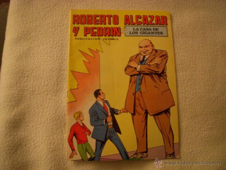 ROBERTO ALCAZAR Y PEDRÍN Nº 48, VALENCIANA COLOR (Tebeos y Comics - Valenciana - Roberto Alcázar y Pedrín)