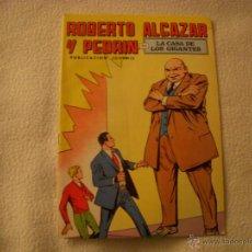 Tebeos: ROBERTO ALCAZAR Y PEDRÍN Nº 48, VALENCIANA COLOR. Lote 40717157