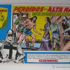 Tebeos: EL GUERRERO DEL ANTIFAZ Nº 40. HOMENAJE A MANUEL GAGO. EDITORA VALENCIANA. Lote 40746559