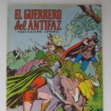 Tebeos: EL GUERRERO DEL ANTIFAZ Nº 107. EDITORIAL VALENCIANA. Lote 40747226