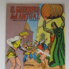 Tebeos: EL GUERRERO DEL ANTIFAZ Nº 110. EDITORIAL VALENCIANA. Lote 40747235