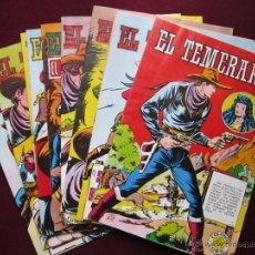 Tebeos: EL TEMERARIO. COLOSOS DE COMIC. COMPLETA. 10 EJEMPLARES. MANUEL GAGO. TEBENI VALENCIANA 1981. MBE. Lote 40825427