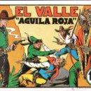 Tebeos: TEBEOS-COMICS GOYO - GRANDES AVENTURAS Y PELICULAS- AGUILA ROJA - MANUEL GAGO - 1943 -MUY RARO *AA99. Lote 40831737