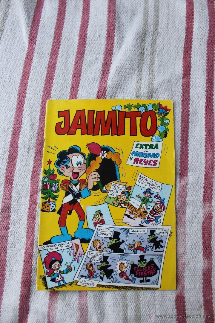 JAIMITO EXTRA DE NAVIDAD Y REYES 1979 (Tebeos y Comics - Valenciana - Jaimito)
