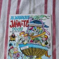 Tebeos: JAIMITO ALMANAQUE 1967. Lote 40902659