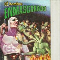 Tebeos: EL HOMBRE ENMASCARADO. Nº19. VALENCIANA-COLOSOS DEL COMIC. Lote 40906432