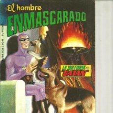 Tebeos: EL HOMBRE ENMASCARADO. Nº18. VALENCIANA-COLOSOS DEL COMIC. Lote 40906440