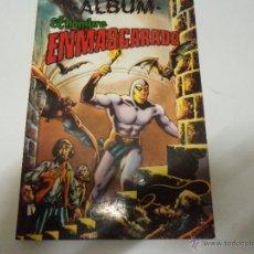 Tebeos: ALBUM EL HOMBRE ENMASCARADO. Nº4. VALENCIANA. Lote 40908654
