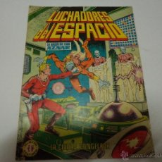 Tebeos: LUCHADORES DEL ESPACIO. Nº 6.VALENCIANA. Lote 40909585