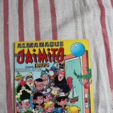 Tebeos: ALMANAQUE JAIMITO PARA 1972. Lote 40926950