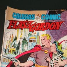 BDs: FLASH GORDON 9 COLOSOS DEL COMIC EDITORIAL VALENCIANA. Lote 40998325