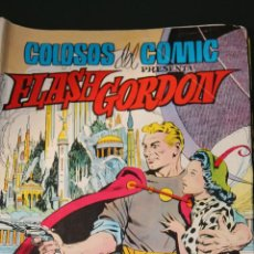 Tebeos: FLASH GORDON 9 COLOSOS DEL COMIC EDITORIAL VALENCIANA. Lote 40998326