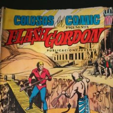 Tebeos: FLASH GORDON 21 COLOSOS DEL COMIC EDITORIAL VALENCIANA. Lote 40998329