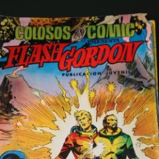 Tebeos: FLASH GORDON 36 COLOSOS DEL COMIC EDITORIAL VALENCIANA. Lote 40998335