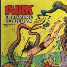 Tebeos: PURK, EL HOMBRE DE PIEDRA Nº 4 - MAMOK EL INVENCIBLE - ED. VALENCIANA 1974. Lote 41337885