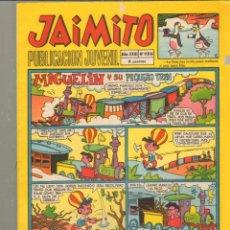 Tebeos: TEBEOS-COMICS CANDY - JAIMITO 986 - VALENCIANA - INCLUYE HISTORIETA DE AMBROS *AA99. Lote 41428449