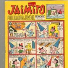 Tebeos: TEBEOS-COMICS CANDY - JAIMITO - VALENCIANA - Nº 951 - INCLUYE HISTORIETA DE AMBROS *AA99. Lote 41428461