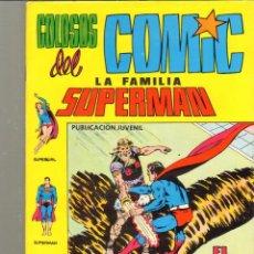 Tebeos: TEBEOS-COMICS CANDY - LA FAMILIA SUPERMAN - VALENCIANA - Nº 9 - *CC99. Lote 41430948