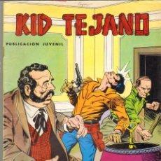 Tebeos: TEBEOS-COMICS CANDY - KID TEJANO - IBAÑEZ - VALENCIANA - Nº 17 *CC99. Lote 41431236