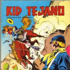 Tebeos: TEBEOS-COMICS CANDY - KID TEJANO - IBAÑEZ - VALENCIANA - Nº 14 *CC99. Lote 41431266
