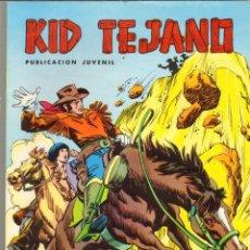 Tebeos: TEBEOS-COMICS CANDY - KID TEJANO - IBAÑEZ - VALENCIANA - Nº 12 *CC99. Lote 41431297
