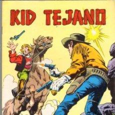 Tebeos: TEBEOS-COMICS CANDY - KID TEJANO - IBAÑEZ - VALENCIANA - Nº 8 *CC99. Lote 41431356
