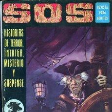 Tebeos: SOS 1ª EPOCA Nº 18 BUEN ESTADO 1975. Lote 244959130