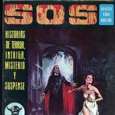 Tebeos: SOS 1ª EPOCA Nº 20 BUEN ESTADO 1975. Lote 138203133
