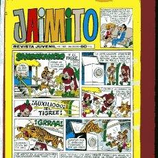 BDs: JAIMITO Nº 1632 SANCHIS PALOP SERAFÍN NIN CARBÓ. Lote 215548686