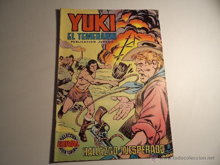 YUKI EL TEMERARIO. Nº 20. VALENCIANA. SELECCION AVENTURERA (Tebeos y Comics - Valenciana - Selección Aventurera)