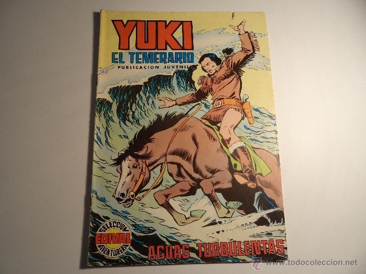 YUKI EL TEMERARIO. Nº 18. VALENCIANA. SELECCION AVENTURERA (Tebeos y Comics - Valenciana - Selección Aventurera)