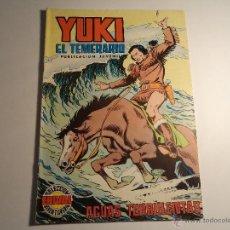 Tebeos: YUKI EL TEMERARIO. Nº 18. VALENCIANA. SELECCION AVENTURERA. Lote 41472212