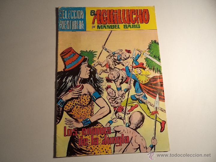 EL AGUILUCHO. Nº 33. VALENCIANA. SELECCION AVENTURERA (Tebeos y Comics - Valenciana - Selección Aventurera)