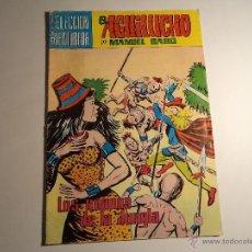 Tebeos: EL AGUILUCHO. Nº 33. VALENCIANA. SELECCION AVENTURERA. Lote 41472751