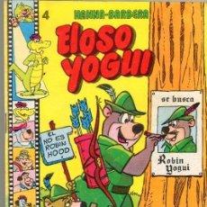 Tebeos: TEBEOS-COMICS CANDY - OSO YOGUI - Nº 4 - VALENCIANA - 1983 - *CC99. Lote 56472699