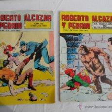 Tebeos: COMIC ROBERTO ALCAZAR Y PEDRÍN. 2ª EPOCA. AÑO 1978. . Lote 41633104