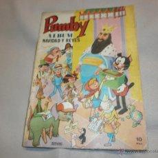 Tebeos: PUMBY ALBUM NAVIDAD Y REYES 1965. Lote 41648941